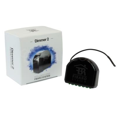 Встраиваемый диммер 250 Вт Fibaro Dimmer 2