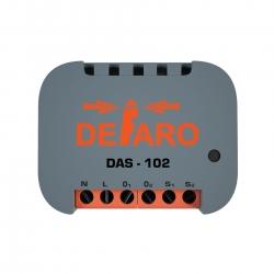Двухканальное реле DEFARO DAS-102