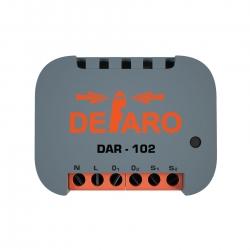 Модуль управления жалюзи DEFARO DAR-102