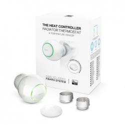 Радиаторный термостат Fibaro с датчиком температуры