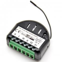 Одноканальный релейный выключатель 2,5 кВт